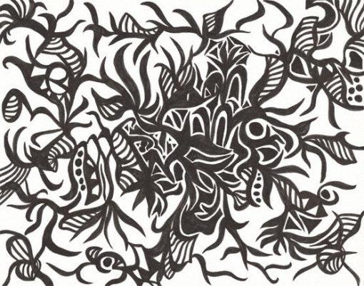 Turtle Giclee Print A